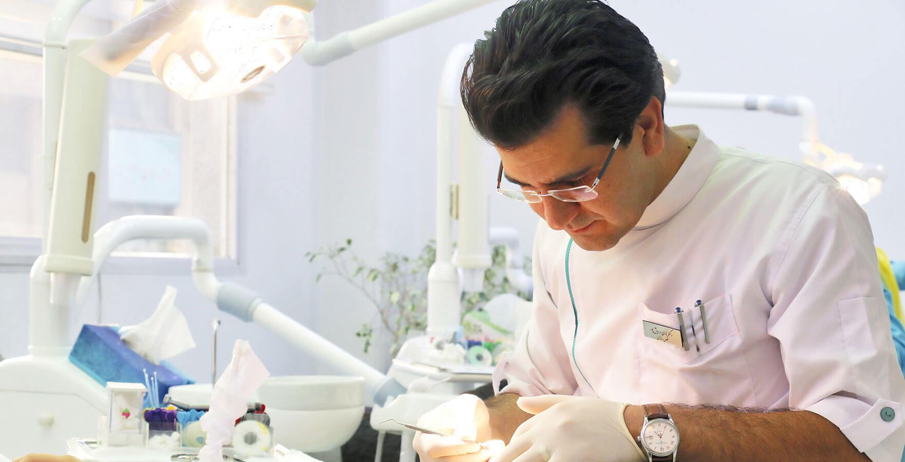 Dr. Hadi Darvishpour – Orthodontist